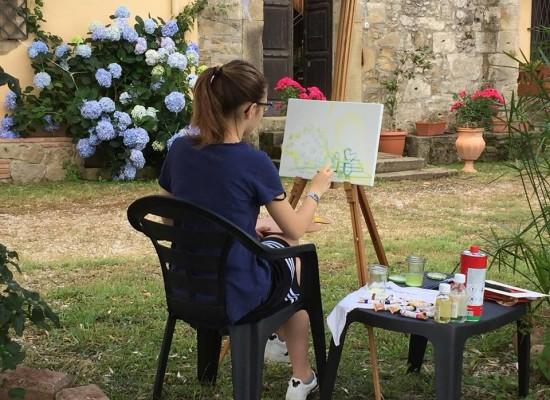 Scuola d'arte di Katarina Alivojvodic: Corsi in partenza autunno 2018