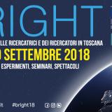 """Torna anche quest'anno ad Arezzo """"Bright"""", la grande festa europea della ricerca"""