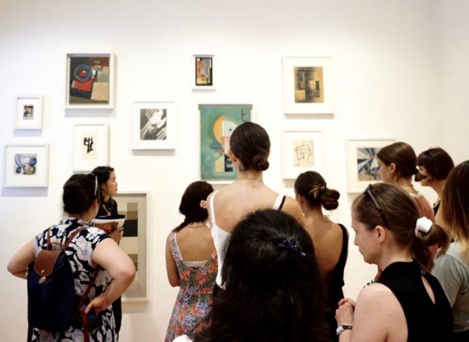 Le professioni dell'arte: workshop intensivo sulla movimentazione delle opere d'arte – Venezia