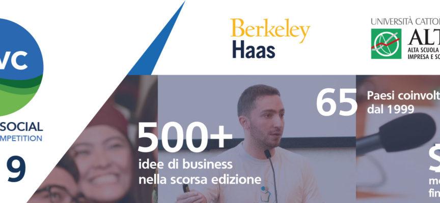 Global Social Venture Competition per aspiranti imprenditori con iniziative innovative