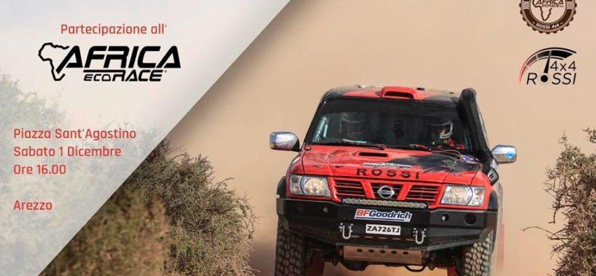Un aretino alla Dakar: è Stefano Rossi a bordo di una NissanPatrol 4.8 benzina
