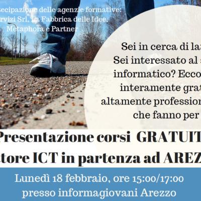 Presentazione@IG di 6 corsi GRATUITI nel settore Informatico!!