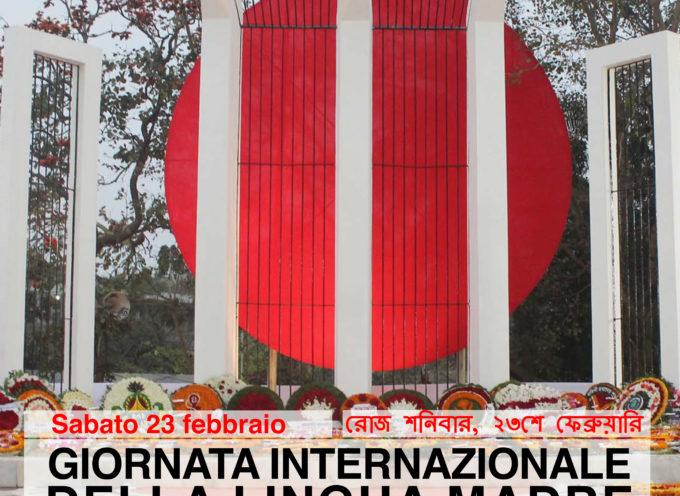 GIORNATA INTERNAZIONALE DELLA LINGUA MADRE 2019 Raising bilingual children for a better and more cohesive society