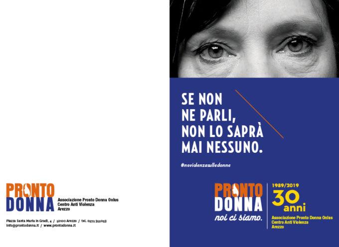 Pronto Donna: le iniziative per i 30 anni dell'associazione