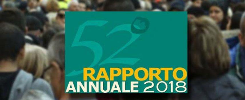 Presentazione ad Arezzo del Rapporto sociale Censis