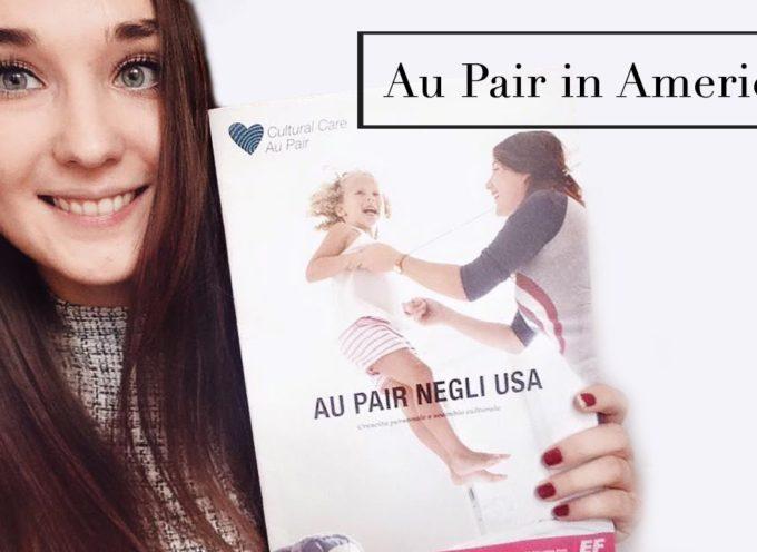 Vivi l'America da au pair : Presentazione a InformaGiovani Arezzo Lunedì 25 marzo