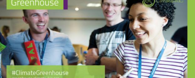 Programma Greenhouse di EIT Climate-KIC per idee innovative sulle tematiche ambientali