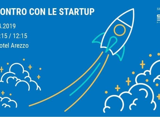 Incontro con le startup – Arezzo