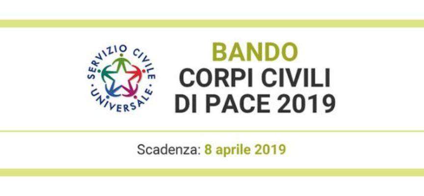 Corpi Civili di pace – pubblicato bando per la selezione di 130 volontari per progetti in Italia e all'estero