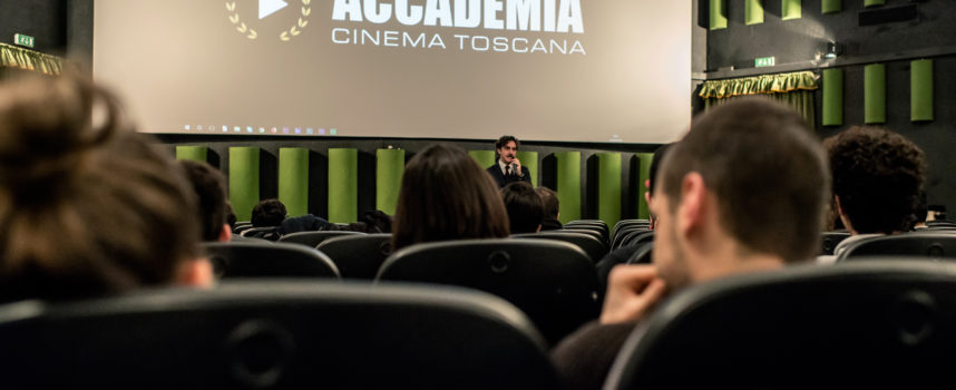 Open Day all'Accademia Cinema Toscana – Lucca