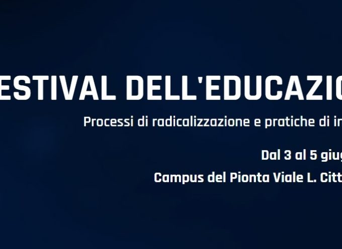 Arezzo: Festival dell'Educazione