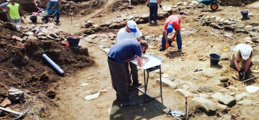 Possibilità di partecipare ai campi di scavo archeologico estivo a Bibbiena