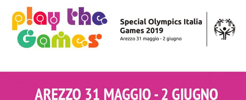 PLAY THE GAMES: Special Olympics Italia Games 2019