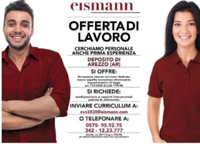 Eismann ricerca venditori nella filiale di Arezzo