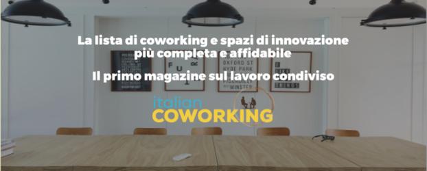 Italian Coworking: per chi cerca coworking, Fablab, coliving