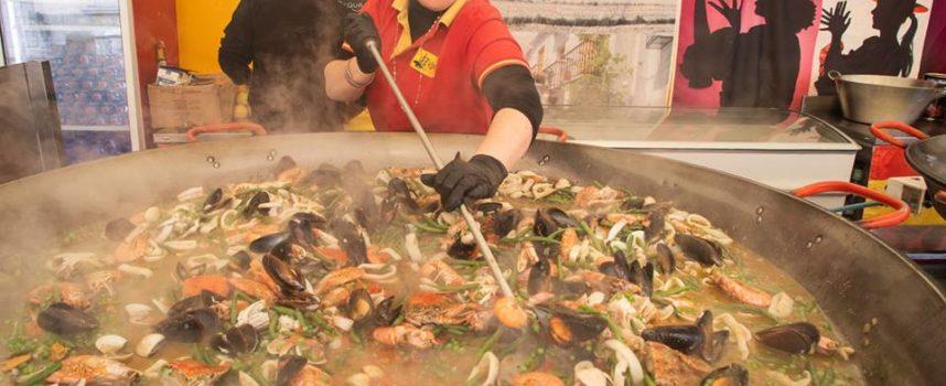 Mercato Internazionale: dall'11 al 13 ottobre torna ad Arezzo l'immancabile viaggio gastronomico nei 5 continenti