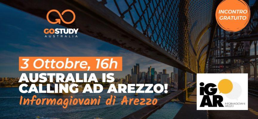 AUSTRALIA IS CALLING: giovedì 3 ottobre @Informagiovani