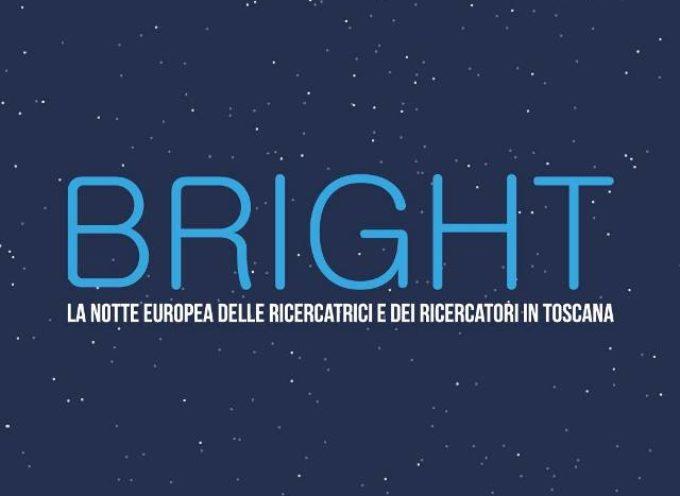 """Torna ad Arezzo """"Bright"""" la notte dei ricercatori"""