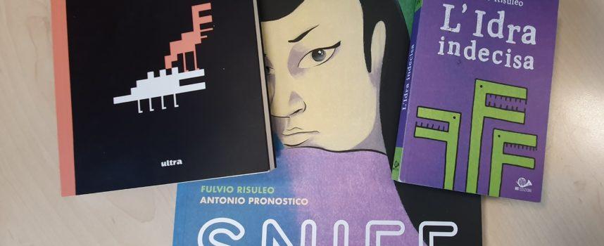 Pappagalli e altre storie di Fulvio Risuleo – Esposizione tavole al Museo della Fraternita dei Laici