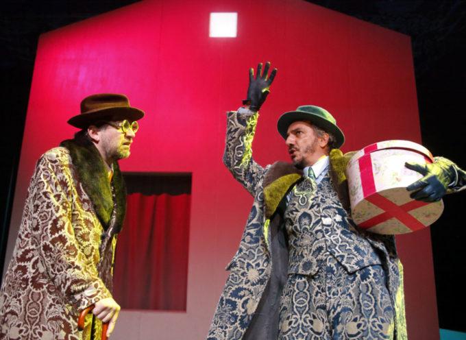 "Stagione teatrale ""Teatro Petrarca"" 2019/2020"