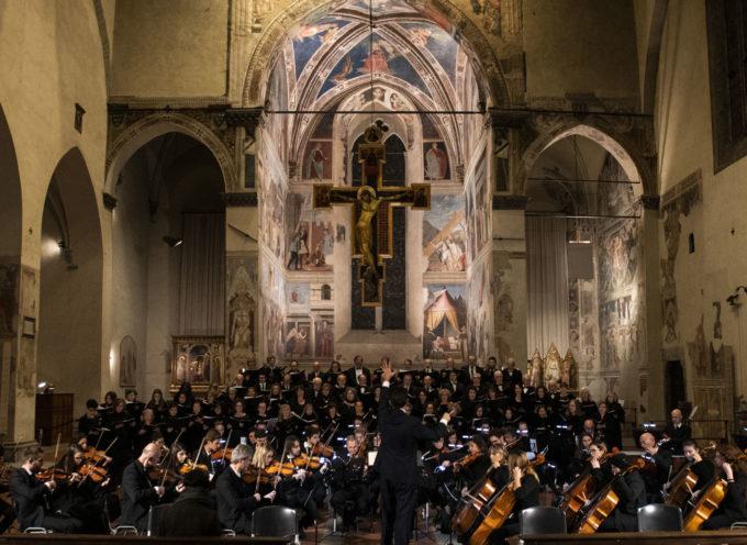 """Un """"viaggio sinfonico"""" tra sfere celesti e identità dell'uomo: l'orchestra Oida esegue per la prima volta ad Arezzo la Messa Sunrise di Ola Gjelio"""