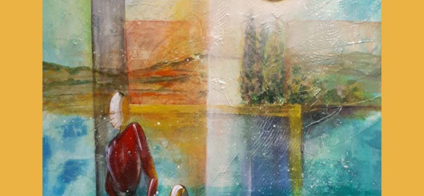 """In mostra al Museo Archeologico di Castiglion Fiorentino""""Mutazione"""" di Mariangela Baldi"""