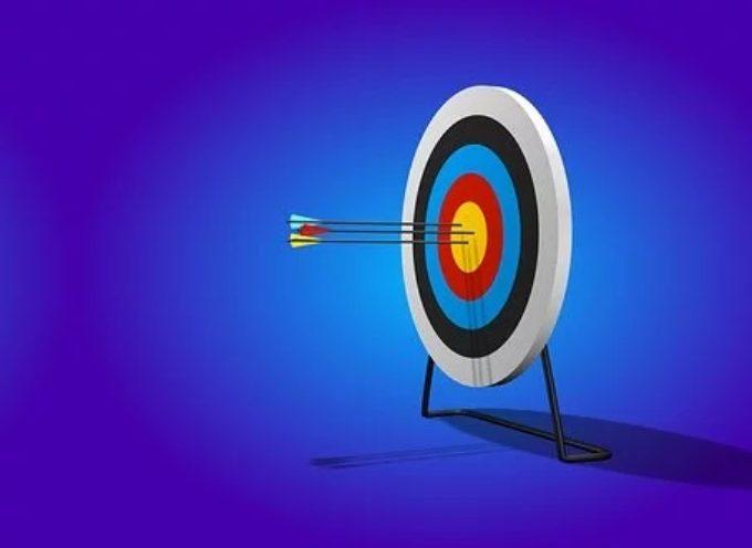 22° trofeo indoor città di Arezzo: 28 e 29 dicembre 2019 torneo di tiro con l'arco