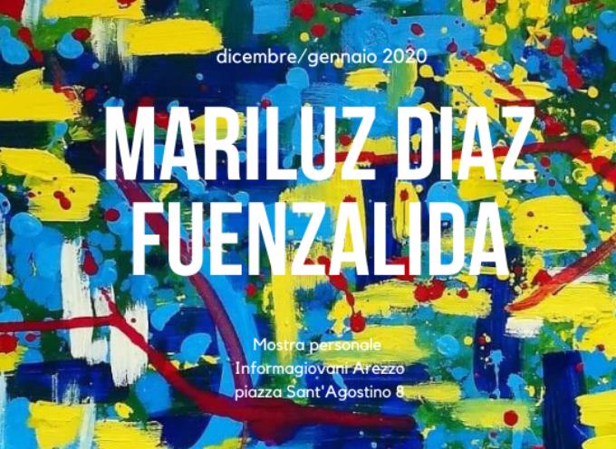 #Processo2019 – Personale di pittura di Mariluz Dìaz Fuenzalida ad Informagiovani