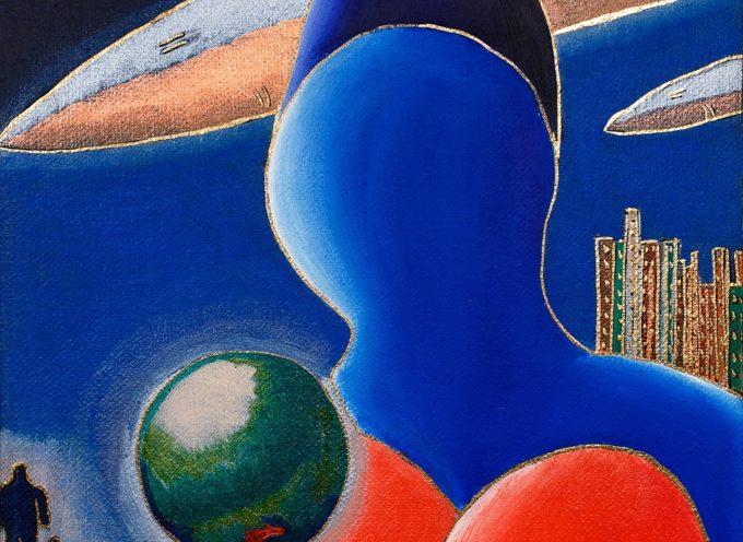 """""""Il colore della fantasia"""", mostra di pittura di Giancarlo Montuschi al museo della Fraternita dei Laici"""