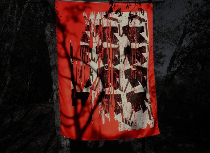"""""""Flags/Araxi"""" di Misa Moss in Mostra presso Vieri Dischi dal 17 dicembre [prorogata fino al 26 gennaio]"""
