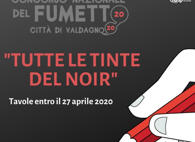 Concorso Nazionale del Fumetto Città di Valdagno, edizione 2020