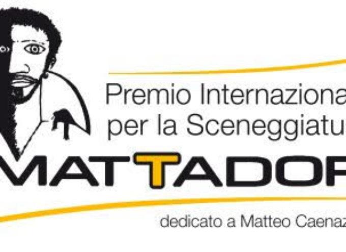 11° Premio MATTADOR, Premio Internazionale per la Sceneggiatura