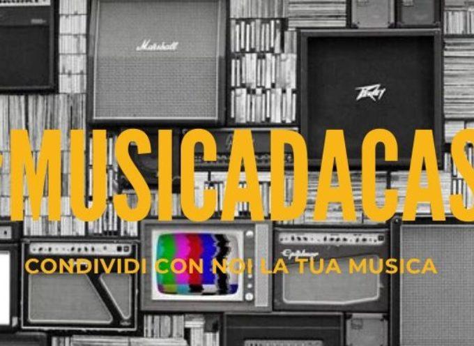 #MUSICADACASA: condividi con noi la colonna sonora della tua quarantena