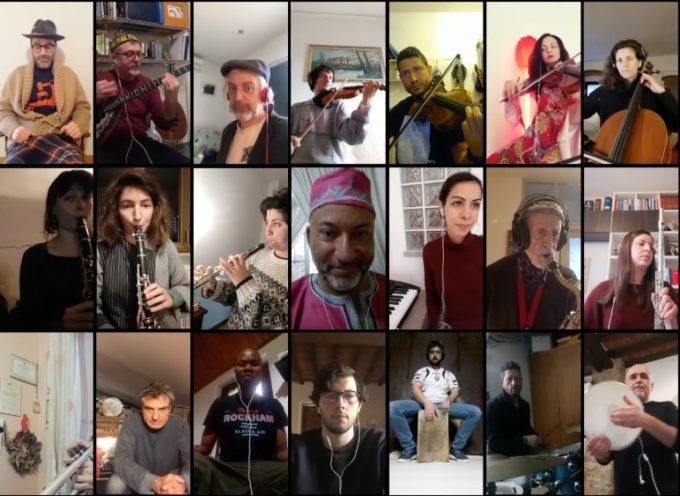 Orchestra Multietnica e Officine della cultura: una canzone da casa in nome della resilienza collettiva contro il Coronavirus