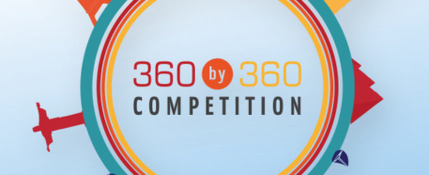 360 by 360 – Startup Competition