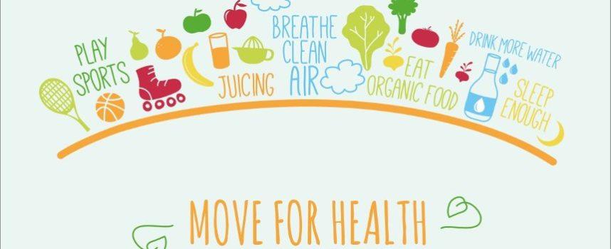"Progetto europeo Erasmus+ ""Move for Health"""