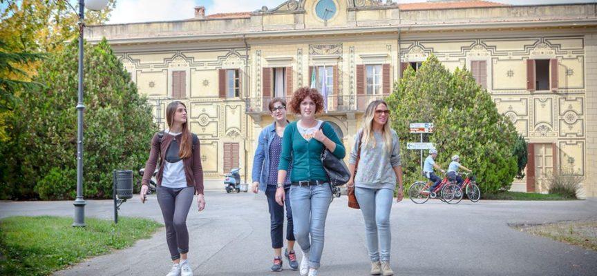 Una passeggiata virtuale alla scoperta del Campus Universitario del Pionta
