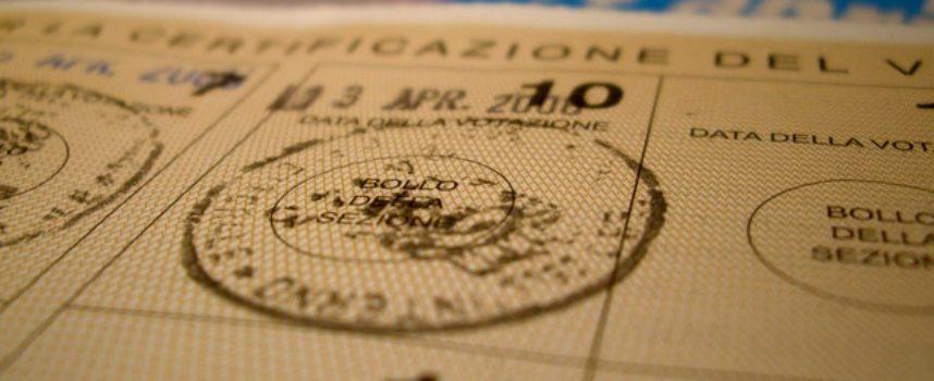 Comune di Arezzo ballottaggio 4 e 5 ottobre: rinnovo tessera elettorale e procedure di voto