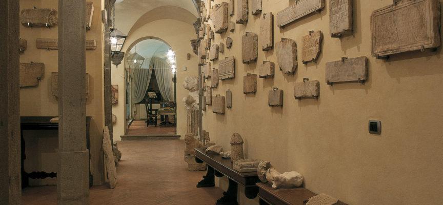 La Collezione Epigrafica: presentazione a Casa Bruschi della raccolta di iscrizioni antiche