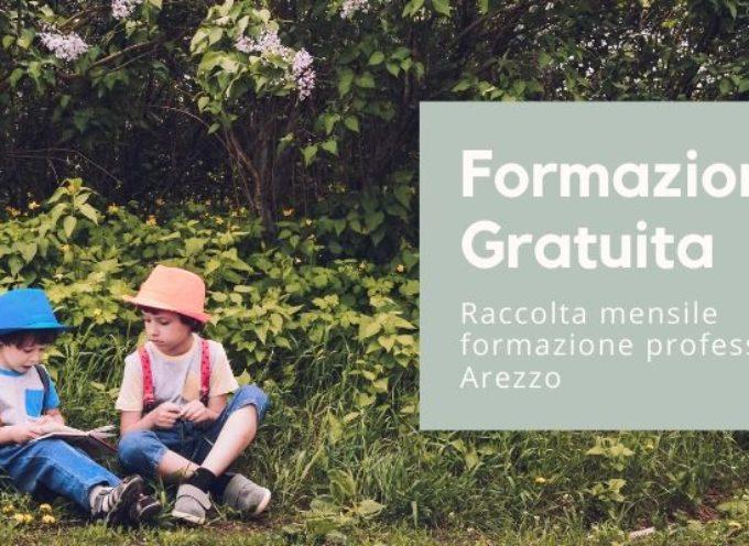 iG/AR formazione professionale GRATUITA: raccolta aprile 2021 Arezzo