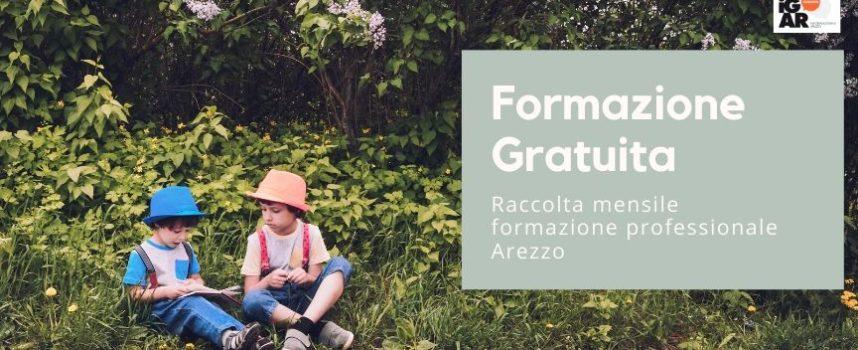 iG/AR FORMAZIONE: raccolta ottobre 2020 formazione GRATUITA Arezzo