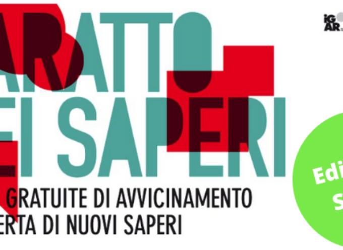 """Informagiovani Arezzo lancia """"Baratto dei Saperi: Edizione Smart"""""""