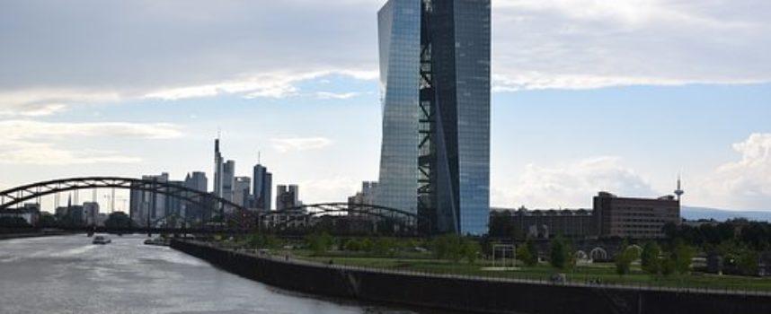 Banca Centrale Europea: tirocinio retribuito in Germania