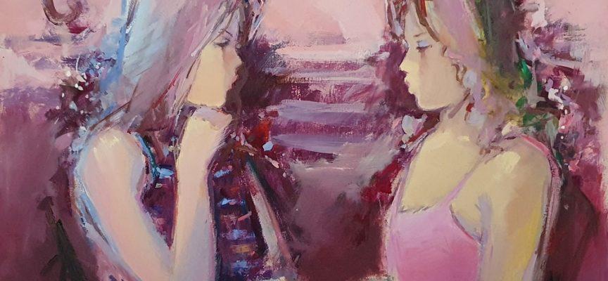 L'artista Giuliano Trombini in mostra a Stia dal 26 giugno al 17 luglio