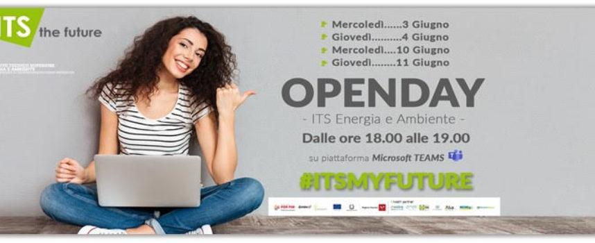 ITS Energia e Ambiente con sede ad Arezzo, Firenze e Colle Val d'Elsa: primi OPENDAY in programma a giugno!