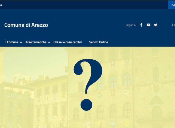 Comune di Arezzo: vorresti vedere una tua fotografia nella home page del sito del Comune di Arezzo?