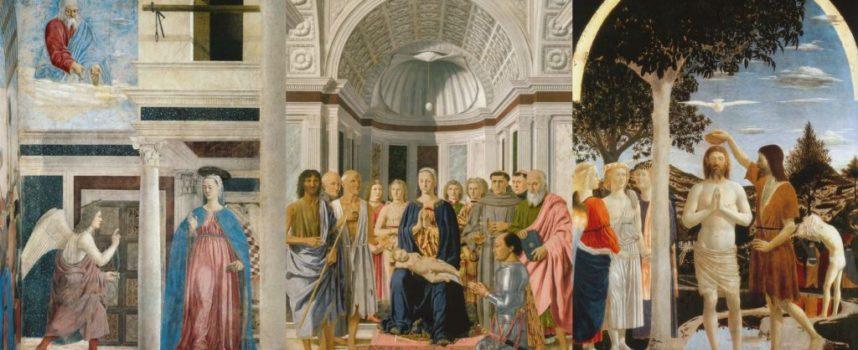Riaprono al pubblico gli affreschi di Piero della Francesca: tutto su orari e modalità di visita