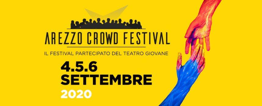 Torna Arezzo Crowd Festival, dal 4 al 6 settembre tra teatro, danza, performance e arti visive