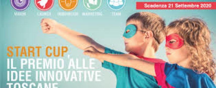 Giovanisì Start Cup Toscana 2020: premio per le migliori iniziative imprenditoriali ad alto contenuto tecnologico