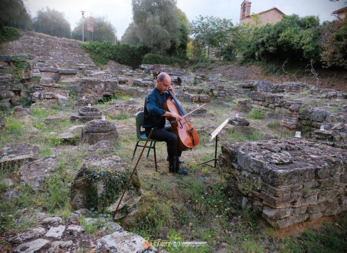 """""""RiCreando Oltre Il Suono"""" – Le 7Note in un weekend di concerti al Parco del Pionta"""